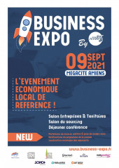 Business Expo : le salon B to B revient à Mégacité Amiens le 9 septembre 2021