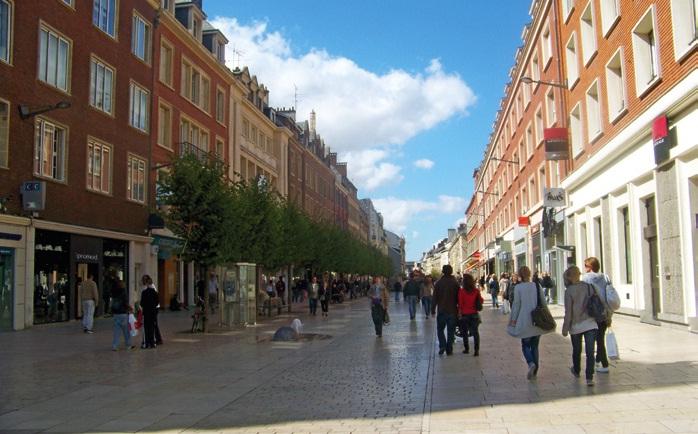 La mairie d'Amiens veut faire de son centre-ville, le plus grand centre commercial à ciel ouvert de France.
